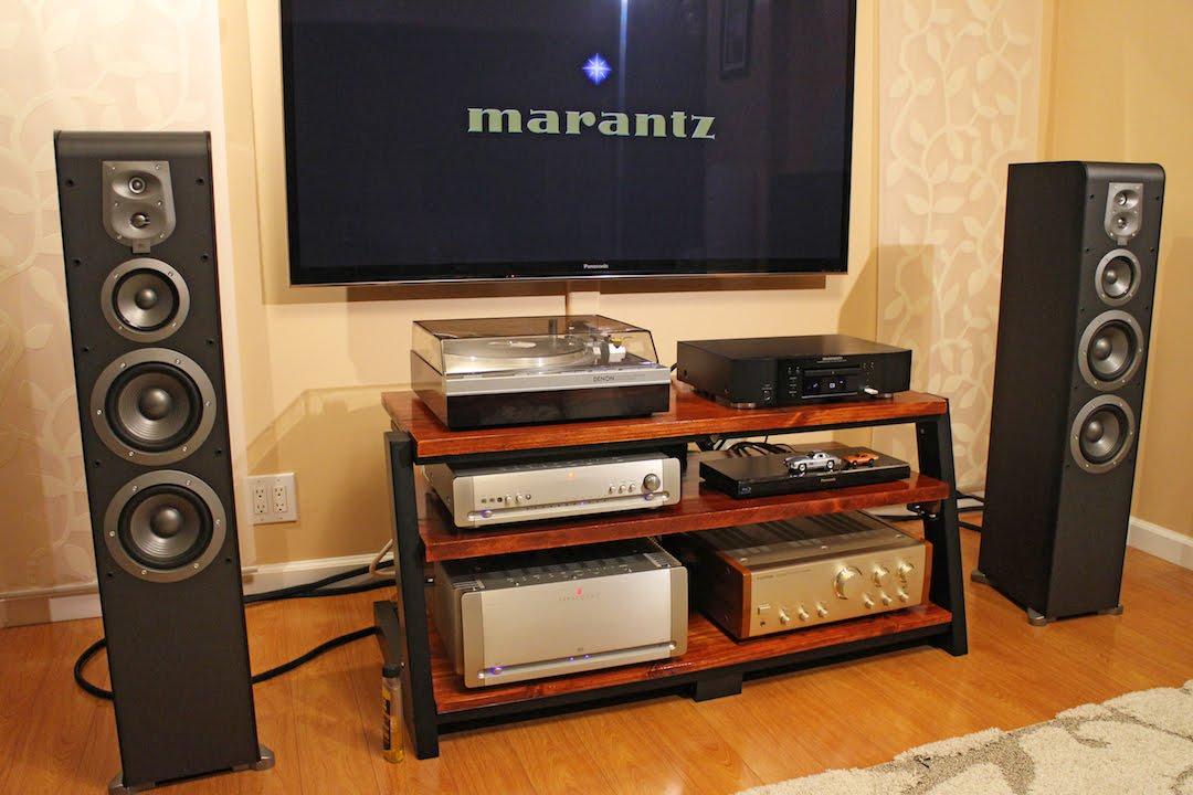 JBL ES80 Speakers Hi Res Audio Sound Demo (Jazz)