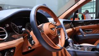 Bentley Bentayga // Франкфурт 2015 // АвтоВести Online