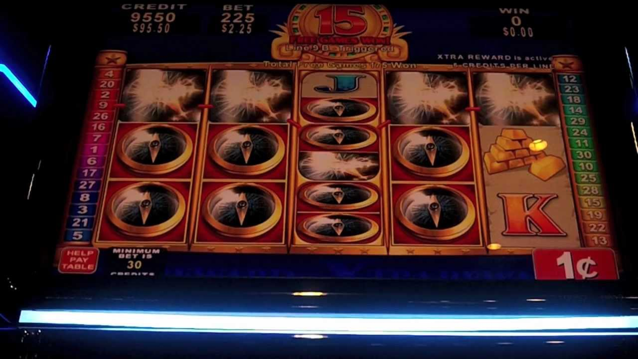 quest for riches slot machine video