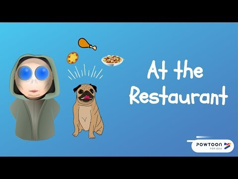 How to Make a Restaurant Reservation and Speak at a Restaurant