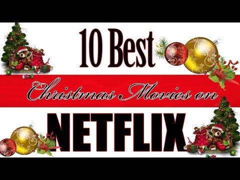 10 of my Favorite Netflix Christmas Movies