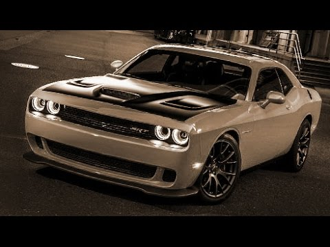 Обзор Додж Челленджер 2016 (2016 Dodge Challenger Review)