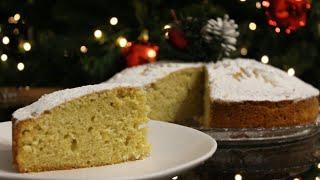 Βασιλόπιτα Κέικ (Αρωματική & Πεντανόστιμη) - Vasilopita - Greek Christmas Cake