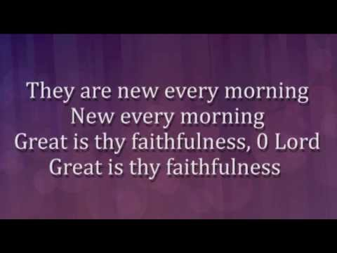 The Steadfast Love of the Lord Worship Video