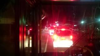 稲31 京成バス 🐸N540🐸 山王病院入口付近 前面試し録り(笑)