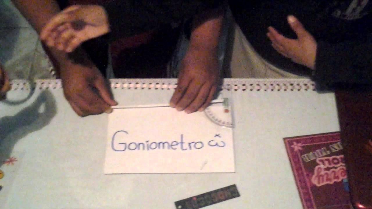 Como hacer un goniometro youtube - Como construir un zapatero ...