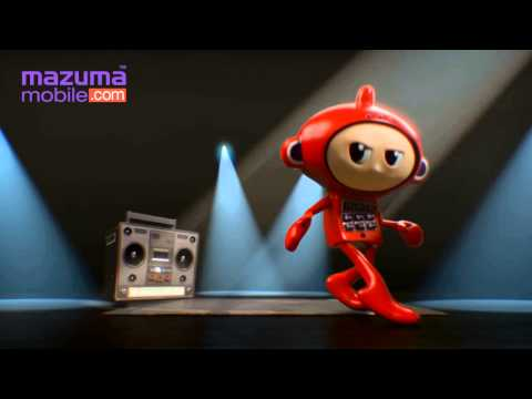 Mazuma Mobile - B Boy Maz TV Advert UK (Full Version)
