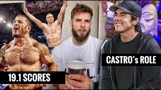 We already have a NATIONAL CHAMPION? - Dave Castro's Role At Crossfit - 19.1 Analytics