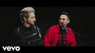 "morgxn - ""blue"" ft. Nicholas Petrrica Live Performance | Vevo"