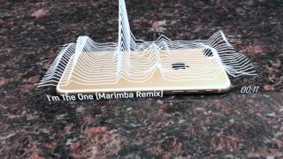 DJ Khaled - I'm The One (Marimba Remix) [RINGTONE]