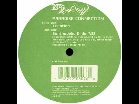 Paradise Connection - Synthodelic Glide