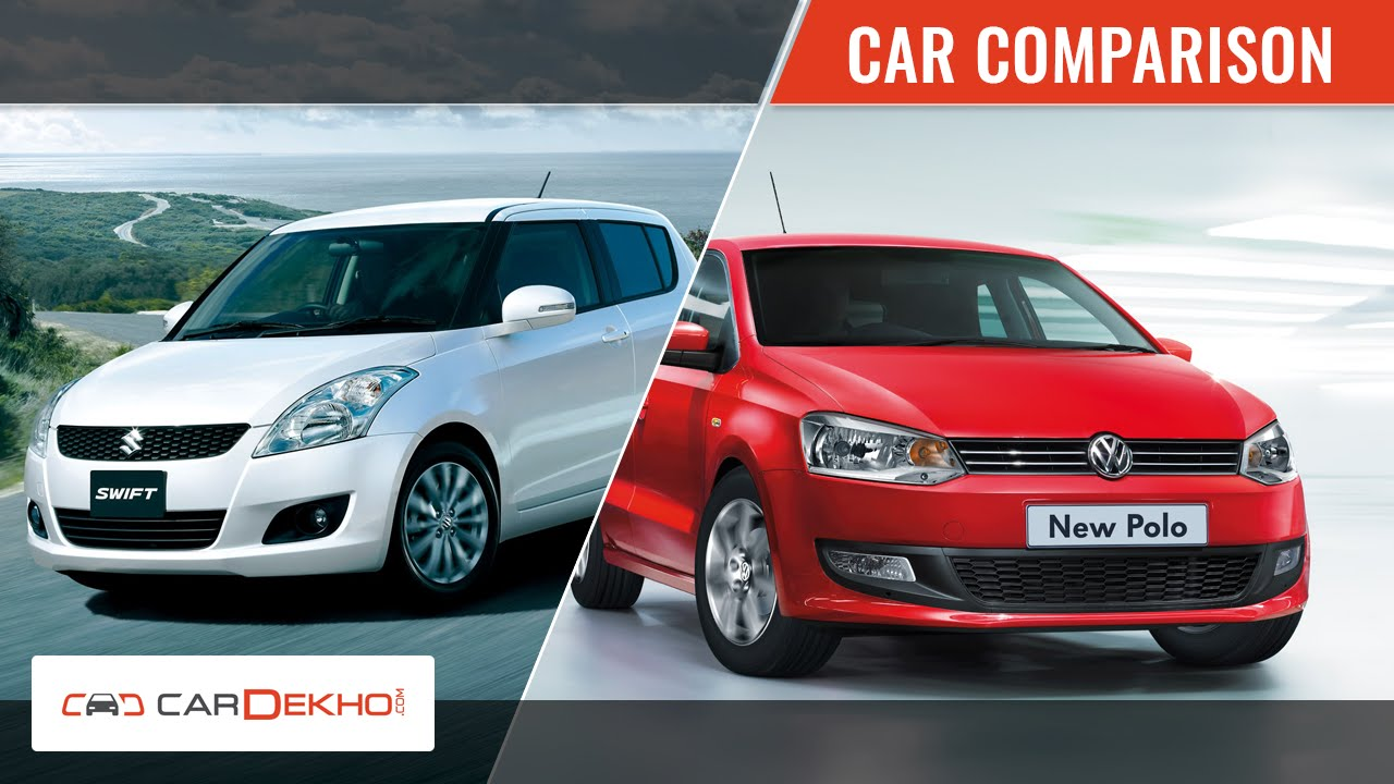 Maruti Swift Vs Volkswagen Polo Video Comparison Cardekho Com