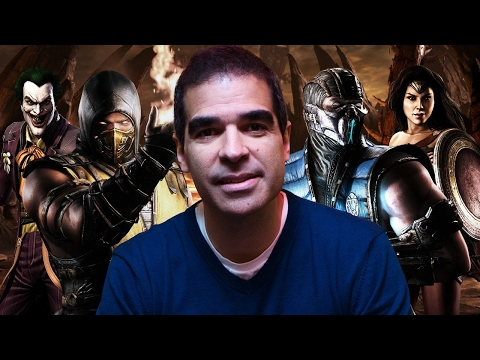 Mortal Kombat Co-Creator Ed Boon - IGN Unfiltered 16
