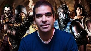 Mortal Kombat Co-Creator Ed Boon - IGN Unfiltered 16