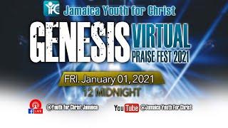 JYFC - GENESIS VIRTUAL PRAISE FEST 2021