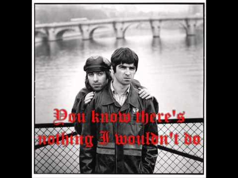 Sad song-Oasis (Lyrics)