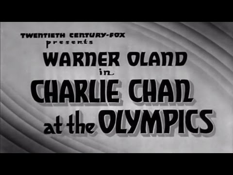 11   Charlie Chan At The Olympics 1937 Excellent