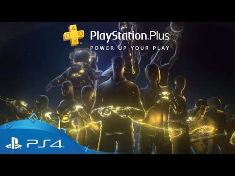 PlayStation Plus | Power Up Your Play
