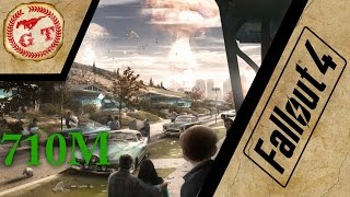 Fallout 4 On Nvidia Geforce 710M Gameplay