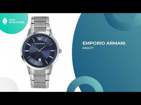 Trendy Emporio Armani AR2477 Men Watches Prices, Honest Review In 360, Features