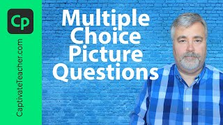 Adobe Captivate - Multiple Choice Picture Questions