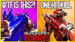 Top 5 Guns in Black Ops 4 Zombies (IX, Voyage of Despair, Blood of the Dead & Classified)
