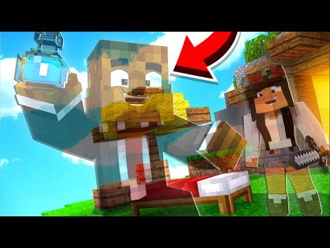 BEST INVISIBLE TROLL STRATEGY IN MINECRAFT BED WARS! thumbnail