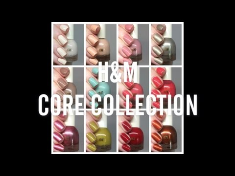 "H&M ""CORE COLLECTION"" 