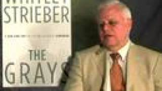 An interview with Whitley Strieber about his book, The Grays