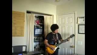 Morrissey end of the family line guitar cover by brandon larratt(by ear)