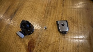 Joby Gorillapod Hack - Use Joby Quick Release Plate on any Quarter 20