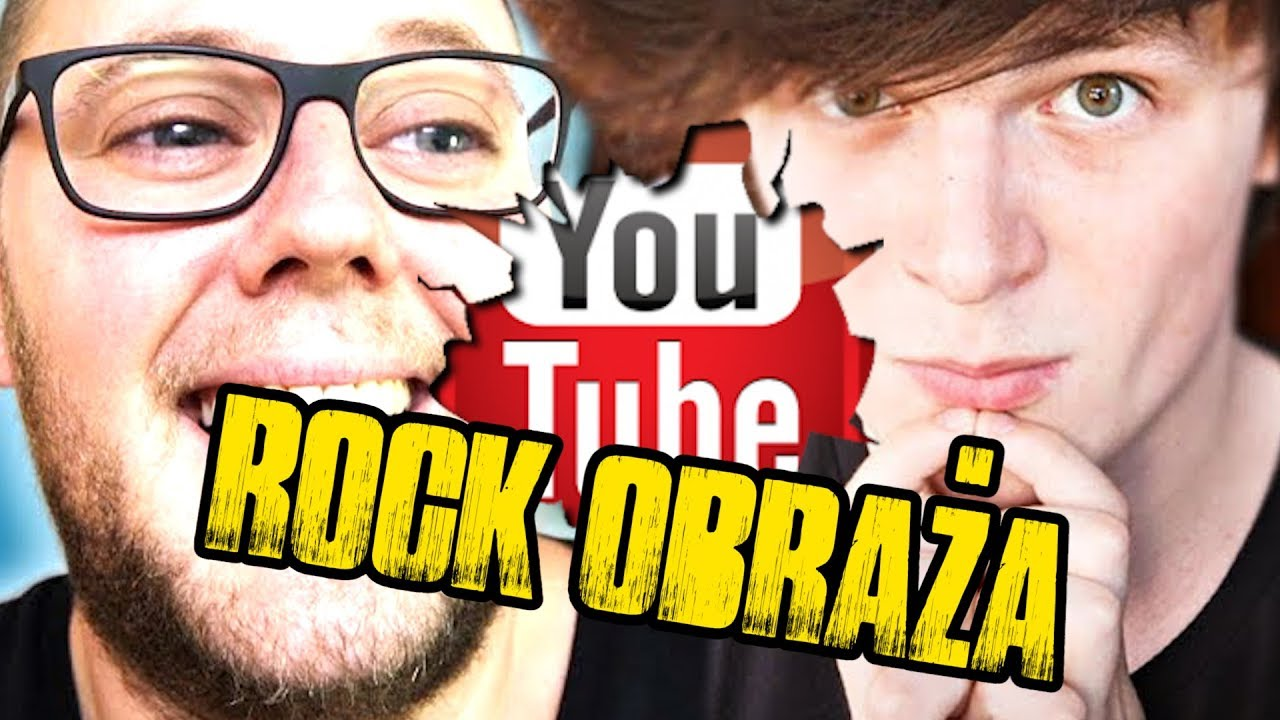 Rock obraża youtuberów 5…