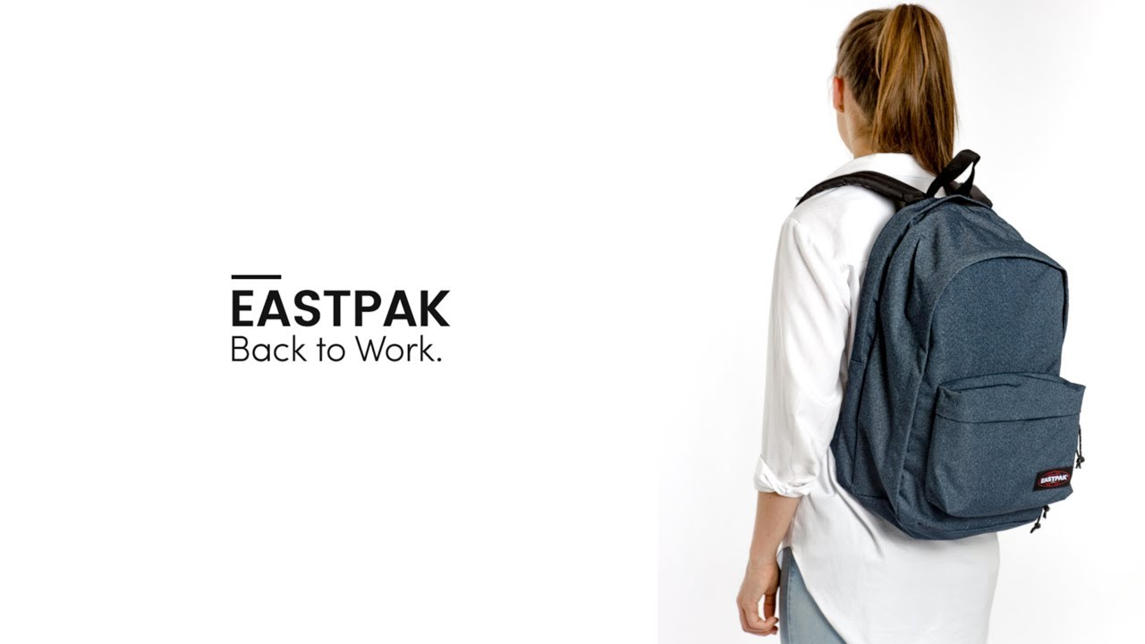 Back To Work : Eastpak back to work bagageonline youtube