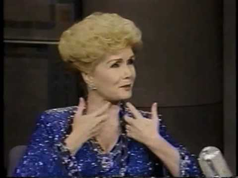 Debbie Reynolds on Late Night, Late Show, 1987, 1997