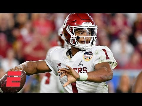 Kyler Murray tweets he's fully committed to NFL over MLB | SportsCenter