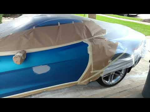 How To Fix Paint Chips On Car Easily