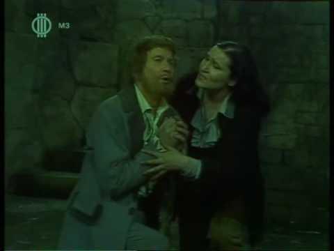Beethoven: Fidelio - Leonora-Florestan duett (Kasza Katalin, Simándy József)