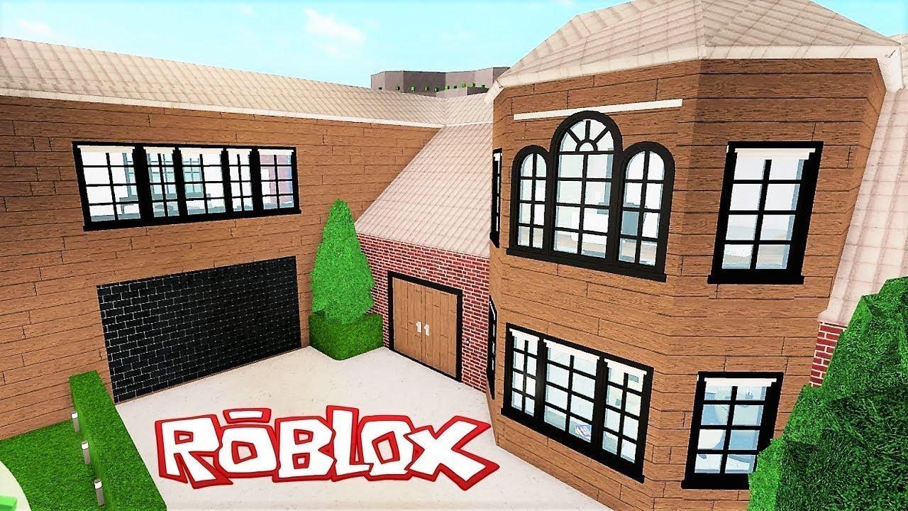 Roblox Bloxburg Modern House Tour