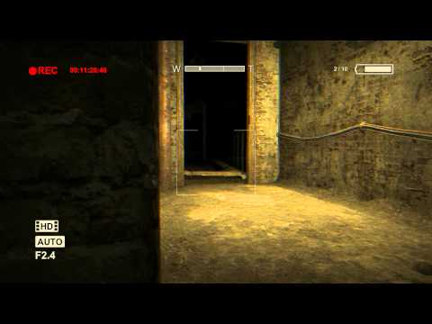 Outlast part 2 being way to cautious