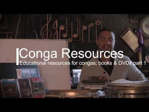 Learning Resources For Congas; Part One