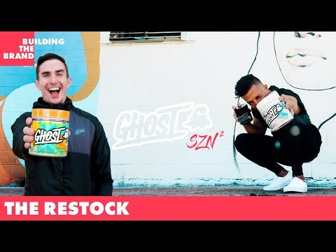 Maxx/CG Restock + UK Launch - Building The Brand | S2:E20
