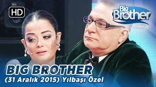 Big Brother Türkiye (31 Aralık 2015) Perşembe Yılbaşı Özel Yayını - Bölüm 38