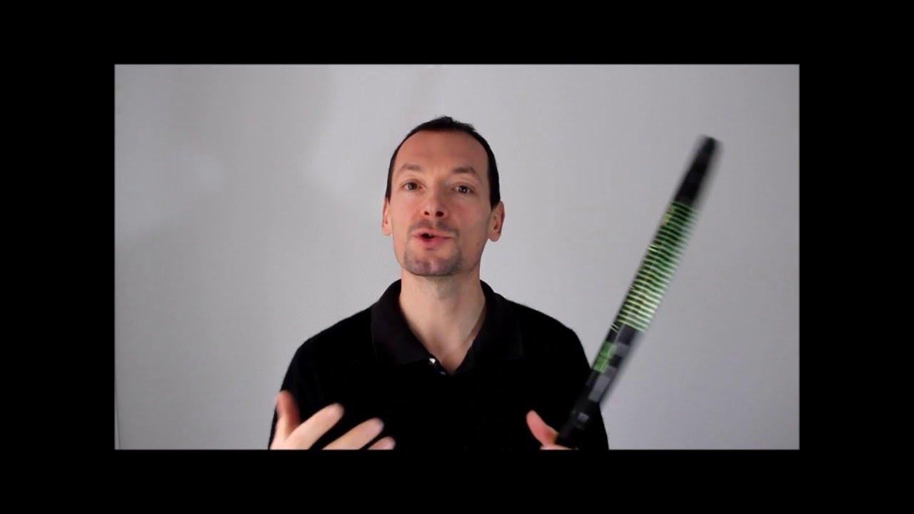 Comment choisir la taille du manche d 39 une raquette de - Comment choisir sa raquette de tennis de table ...