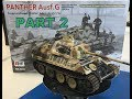 Building the Ryefield Models Panther ausf G  part two with full interior