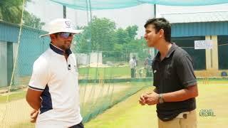 Amol Muzumdar talks about Cricket Drome   OMR, Chennai   Crikvoice Initiative