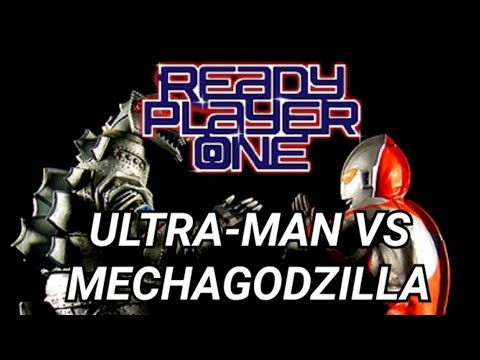 Mechagodzilla Concerned For Ready Player One