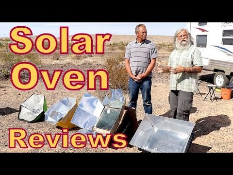 Solar Oven Reviews