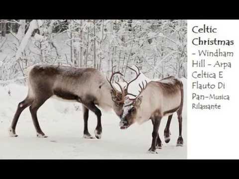 Celtic Christmas   Windham Hill   Arpa Celtica E Flauto Di Pan