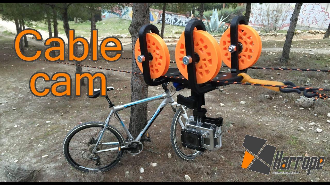 Plus Black Edition R Set Vélo Bike pour GoPro HD Hero 3 3 Caméra Origin