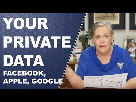 YOUR PRIVATE DATA; Facebook, Apple, Google, Twitter....But you Agreed! By Lynette Zang - 3/22/2018
